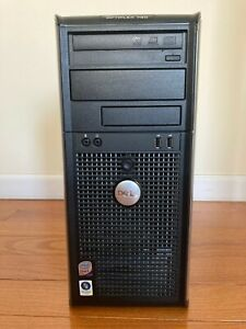 FAST Dell Optiplex 760  Intel Core 2 Duo E7400 2.80GHz 8GB RAM Windows 7