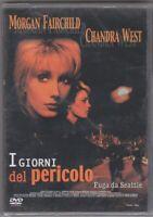 DVD I GIORNI DEL PERICOLO nuovo sigillato