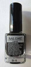Nagellack schwarz Salome Luxe Glanzlack, 10ml