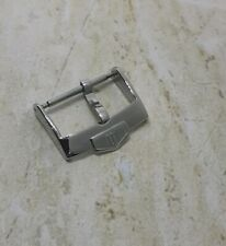 Stainless steel 18mm pin buckle fit to tag Heuer watch straps