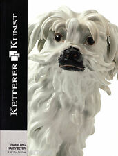 Catalogue Vente Art Russe Netsuke Ceramique Porcelaine Meissen Collection Beyer