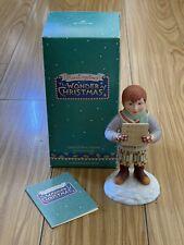 1992 Hallmark Mary Engelbreit Wonder of Christmas Ned Limited Edition Figurine
