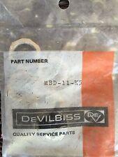 DEVILBISS AUTOMOTIVE REFINISHING MBD-11-K5 LOCK NUT