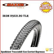 Copertone Mtb 29 Maxxis Ikon Exo 29x2.20 Tubeless Ready Penumatico Pieghevole