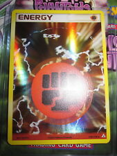 POKEMON (◕‿◕✿) FIGHT ENERGY 110/110 FOIL HOLON PHANTOMS FRESH GEM MINT ENGLISH