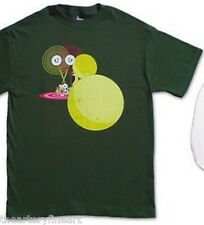 DALEK x Carrot 'Space Monkeys (Green)', 2007/2008 Limited Edition T-Shirt S NEW!