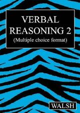 Verbal Reasoning 2 by Mary Walsh, Barbara Walsh | Paperback Book | 9780955309915