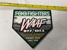 Foo Fighters Waaf Sticker Rare Promo