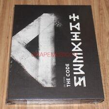 MONSTA X The Code 5th Mini Album DE: CODE Ver. CD + PHOTOCARD + FOLDED POSTER