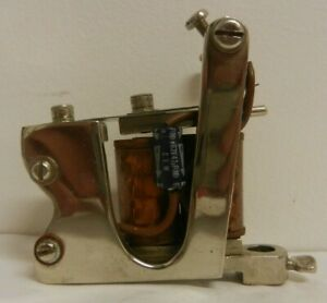 rare vintage tattoo machine BILLY BROWN scotland collectors