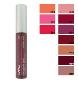 Aveda Nourish-mint Rehydrating Lip Glaze Lip Gloss NIB - Choose Color
