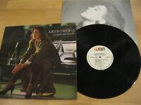 LP Juliane Werding Jenseits der Nacht  Vinyl WEA 242091-1 Steinhauer