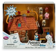 Disney Animators Collection Littles Beauty & The Beast Belle 13 Piece Playset