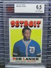 1971-72 Topps Bob Lanier Rookie RC #63 BVG 6.5 EX-MT+ Pistons D510