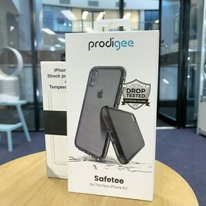 PRODIGEE SAFETEE CASE FOR IPHONE XR - BLACK NEW IN BOX