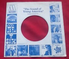 10 Replicas Of Original Early Motown, Company Record Sleeve, Pack Of 10