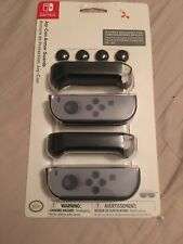 PDP Nintendo Switch Joy-Con Armor Guards Grips - (2 Pack) Black