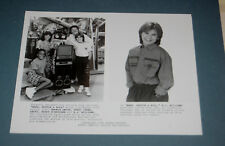 """Photo from 1990's TV show """"Wake Rattle & Roll"""" R.J. Williams starred, 8X10"""