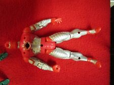 "1995 Toy Biz Marvel Crimson Dynamo 5"" Figure Iron Man Samurai Wars Series 4"