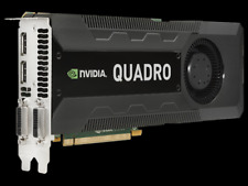 HP nVIDIA Quadro K5000 Workstation Grafikkarte 4GB PCI-E C2J95AA
