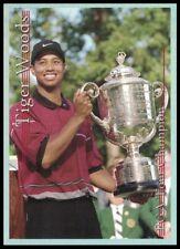 TIGER WOODS 2001 PLATINUM SP SPORTS CARD INVESTOR PGA