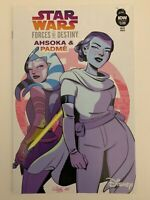 Star Wars Forces of Destiny Ahsoka Tano & Padme 1st Ahsoka Canon NM IDW Comics
