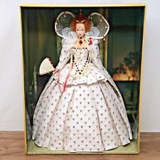 Queen Elizabeth I 2004 Barbie Collectors Doll Women of Royalty Gold Label B3425