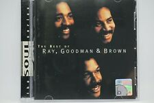 Ray, Goodman & Brown - The Best Of   CD Album RARE