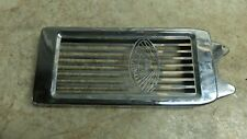 02 Honda VT600 VT 600 Shadow Radiator Cover Grill Shroud