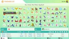 Pokemon HOME ALL 957 Shiny GEN 1-7 Pokemon 6IV FAST DELIVERY