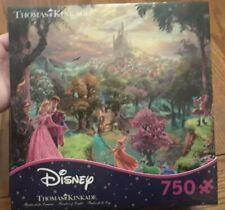 Disney Thomas Kinkade Sleeping Beauty Puzzle - 750 Pieces, NEW