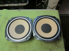 "pair of vintage 12"" jvc hsa3022-01g Passive Radiator Speakers"