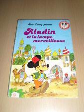 "DISNEY MICKEY CLUB DU LIVRE ""Aladin et la lampe merveilleuse"""