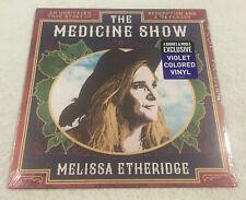 """MELISSA ETHERIDGE: """"Medicine Show"""": USED-LIKE NEW COLORED VINYL LP: LTD.ED."""