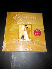 THE PERFECT LOVER - STEPHANIE LAURENS (AUDIO BOOK CD)