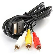Cable Audio vidéo AV RCA TV Pour Sega Dreamcast - 1,8 mètre