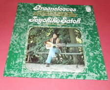 Toyohiko Satoh -- Greensleeves   -- LP