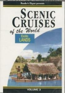 SCENIC CRUISES OF THE WORLD DVD Exotic Lands DVD Readers Digest TRAVEL