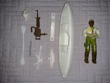 Gi Joe 1989 Stalker 100% original and complete minty amazing condition