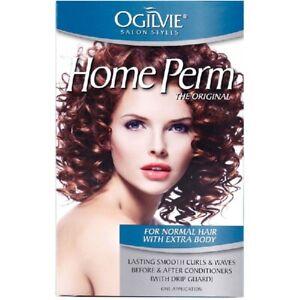 Ogilvie Home Perm Salon Style For Women Normal Hair