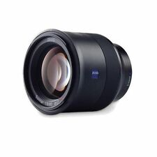 Sony E-mount Camera Lenses 85mm Focal