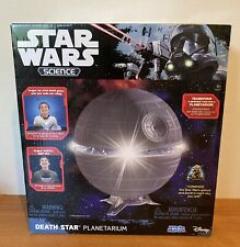 Star Wars Science Death Star Planetarium - Uncle Milton NIB