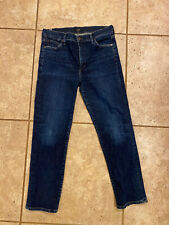 Citizens of Humanity Cara High-Rise Cigarette Ankle Jeans Size 30, EUC