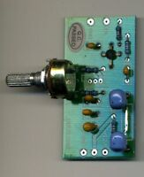 LW - MW ANTENNA PREAMPLIFIER FOR RADIO