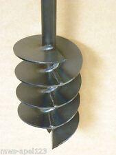 Forage en-tête 150 mm tarière à main puits tariere Auger fountain
