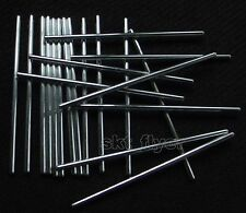 20pcs Shaft Axis Φ2 mm For Car Toy Model Robot Part for Diy 2*60mm