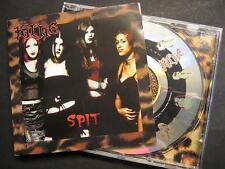 "Kittie ""spit"" - CD"