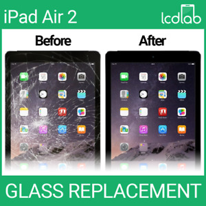 Apple iPad Air 2 A1566 A1567 LCD/Cracked Glass Screen Repair Replacement Service