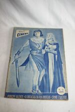 RARE VINTAGE - PRINCE VALIANT Movie - COVER AND ARTICLE + more - SEE