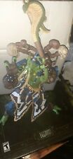 Rare World Of Warcraft Sota Toys Ultra Scale Jungle Troll Voodo Priest Green Wow